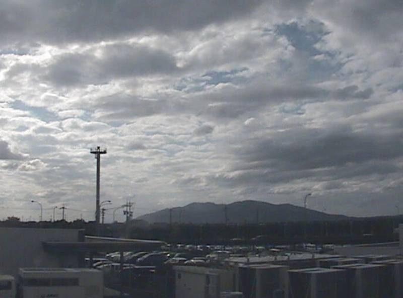 出雲空港 ライブカメラ(出雲縁結び空港)と雨雲レーダー/島根県出雲市