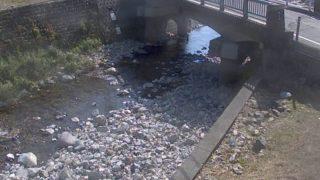 草木川(福住橋) ライブカメラと雨雲レーダー/兵庫県宍粟市