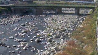 染河内川(三軒屋橋) ライブカメラと雨雲レーダー/兵庫県宍粟市