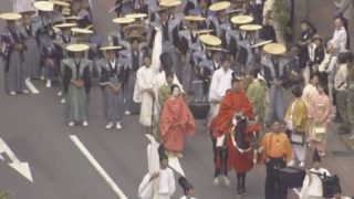 停止中:秋祭りライブ 京都「時代祭」ライブカメラ(NHK)と雨雲レーダー/京都府京都市