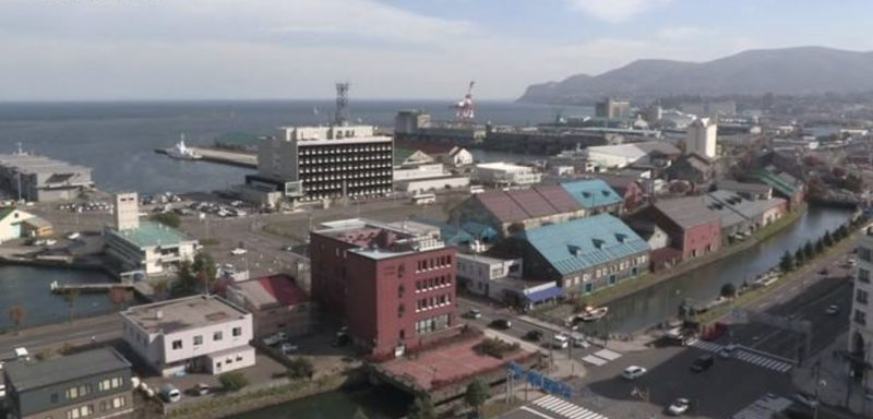 小樽 ライブカメラ(HBC)と雨雲レーダー/北海道小樽市