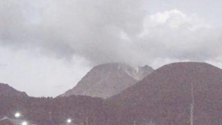 停止中:鹿児島 薩摩硫黄島 噴火警戒レベル2 ライブカメラ(NHK)と雨雲レーダー/鹿児島県三島村