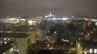 モスクワ川沿いライブカメラ/ロシア モスクワ