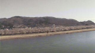 北上市立公園展勝地 ライブカメラと雨雲レーダー/岩手県北上市