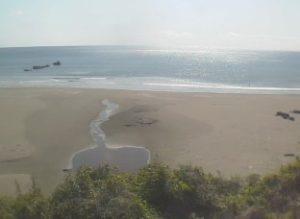 高知県(四万十市):平野サーフビーチのWebカメラ