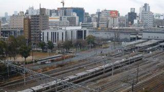 新大阪駅 ライブカメラと気象レーダー/大阪府大阪市