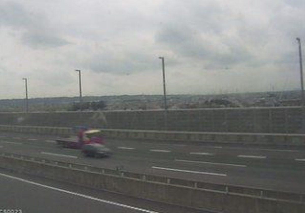 新東名高速道路 ライブカメラと雨雲レーダー/愛知県