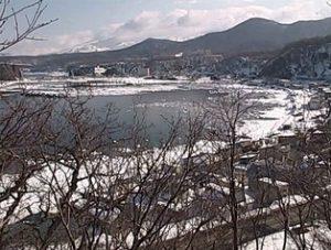 北海道斜里郡 知床連山ライブカメラと雨雲レーダー