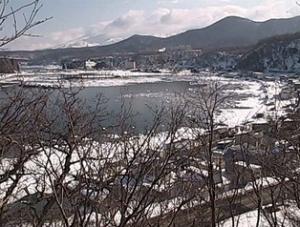 知床連山ライブカメラ