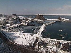 夕陽台ライブカメラと雨雲レーダー/北海道斜里郡