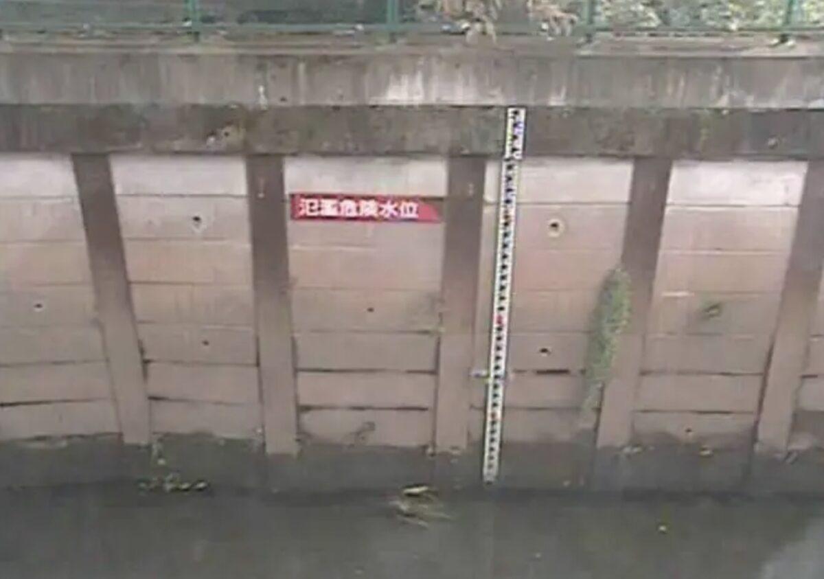 石神井川のライブカメラ一覧・雨雲レーダー・天気予報