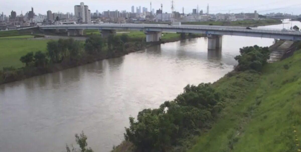 庄内川のライブカメラ一覧・雨雲レーダー・天気予報