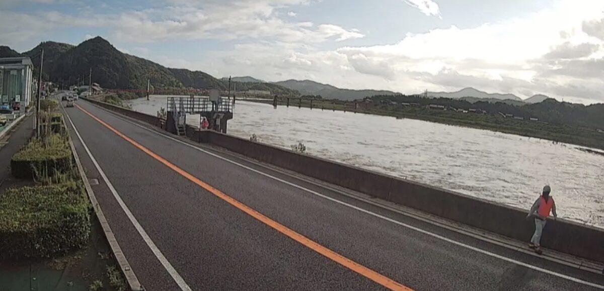 高津川のライブカメラ一覧・雨雲レーダー・天気予報