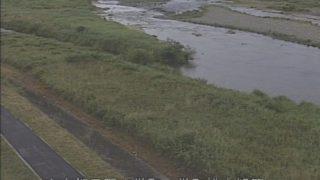 多摩川 ライブカメラ(栄町排水樋管)と雨雲レーダー/東京都日野市