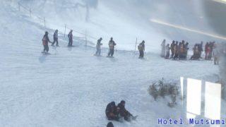 一の瀬 タンネの森 オコジョスキー場 ライブカメラと雨雲レーダー/長野県山ノ内町