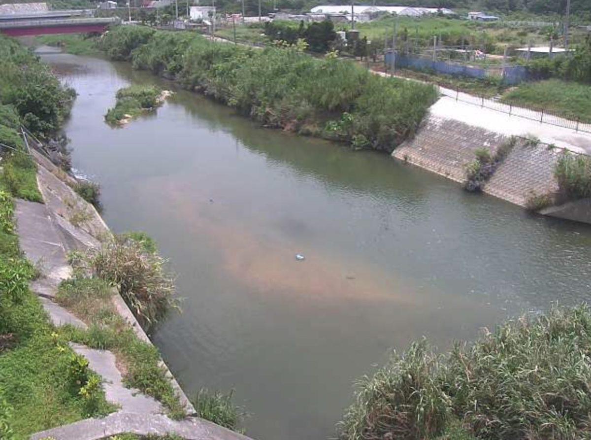 天願川 ライブカメラと雨雲レーダー/沖縄県うるま市