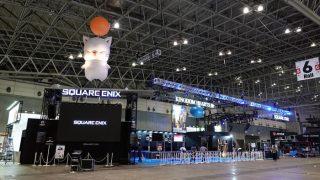 東京ゲームショウ2018 スクエアエニックス ライブカメラと雨雲レーダー/千葉県千葉市