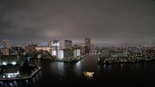 東京運河交差点 ライブカメラと雨雲レーダー/東京都江東区