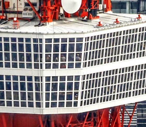 これはすごい!六本木ヒルズ屋上からの超解像度のパノラマカメラ