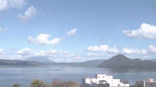 洞爺湖 ライブカメラと雨雲レーダー/北海道洞爺湖町