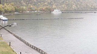 十和田湖 ライブカメラと雨雲レーダー/青森県十和田市
