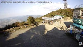 筑波山 ライブカメラと雨雲レーダー/茨城県つくば市