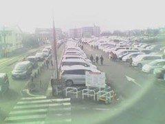 福岡県太宰府市 太宰府天満宮の周辺駐車場・道路ライブカメラ(7ヶ所)と雨雲レーダー