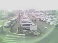 太宰府天満宮の周辺駐車場・道路ライブカメラ(7ヶ所)