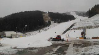 ウイングヒルズ白鳥リゾート ライブカメラ(スキー場)と雨雲レーダー/岐阜県郡上市
