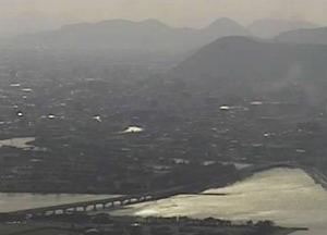 瀬戸内海がみえる屋島山頂ライブカメラ