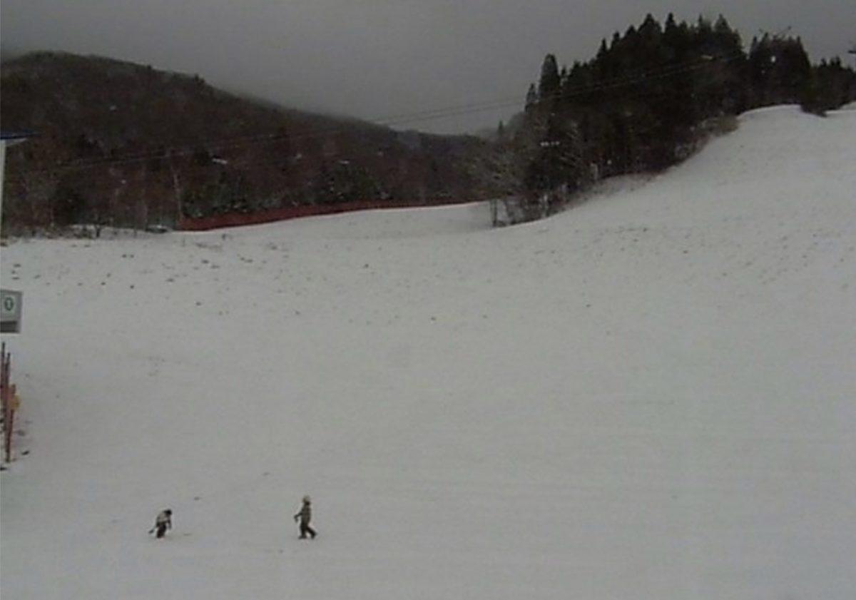 蔵王温泉スキー場 ライブカメラと雨雲レーダー/山形県山形市